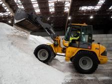 Plus de 34.000 tonnes de sel pour les communes de la province de Liège