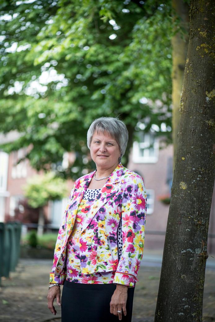Burgemeester Annelies van der Kolk  van Twenterand