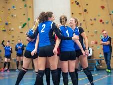 Pegasus profiteert optimaal van nieuwe regels volleybalbond