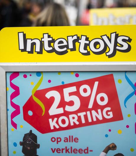 Faillissement voor speelgoedketen Intertoys