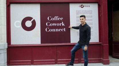 Koffiebar en ondernemerscentrum Coffice opent op IJzerenleen