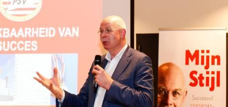 PSV-directeur Toon Gerbrands komt met tiende en laatste boek: 'Soms is alles wel eens waar'
