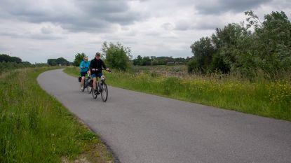 Tragelweg wordt tussen Wetteren en Aard Schellebelle een fietsstraat langs de Schelde