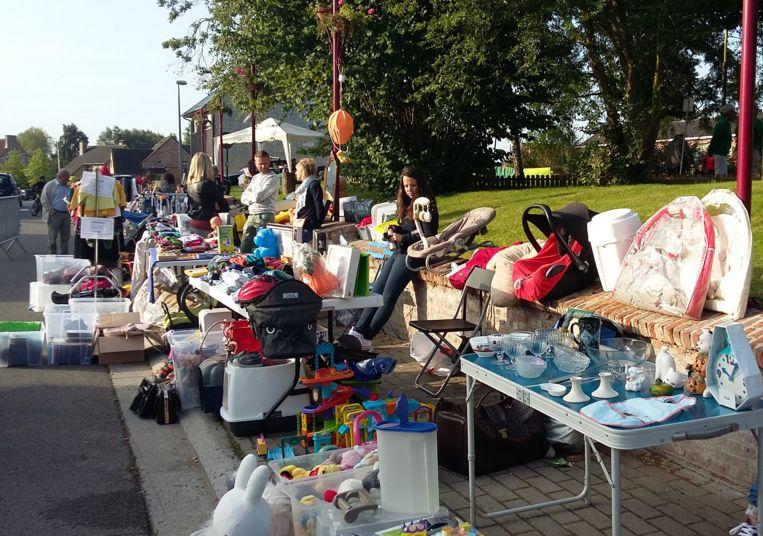 Op zondag 25 augustus organiseert Gezinsbond Bever weer een rommelmarkt tijdens de Dorpsfeesten.