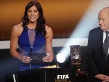 Topkeepster Solo beschuldigt Blatter van seksuele intimidatie