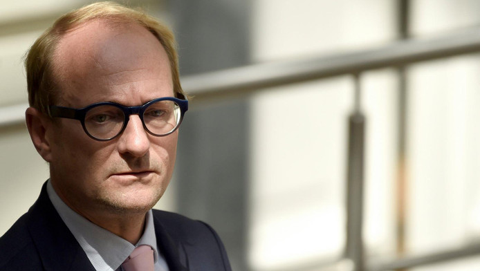 Ben Weyts, ministre flamand de la Mobilité.
