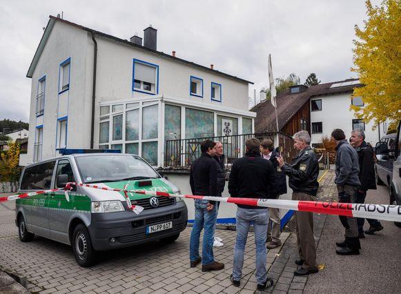 In oktober 2016 werd een Duitse politieagent doodgeschoten door een 'Rijksburger'.