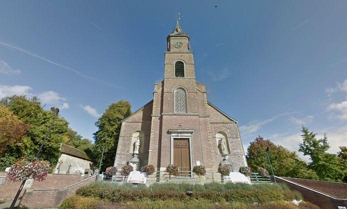 Het gospelconcert zal plaatsvinden in de kerk van Denderwindeke.
