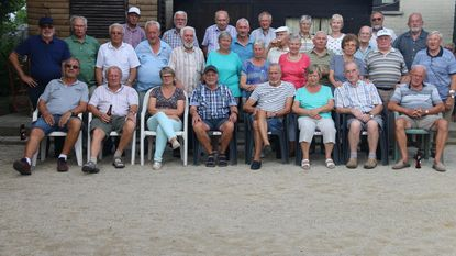 Okra's open petanquetoernooi lokte vijftig deelnemers naar Riedekens