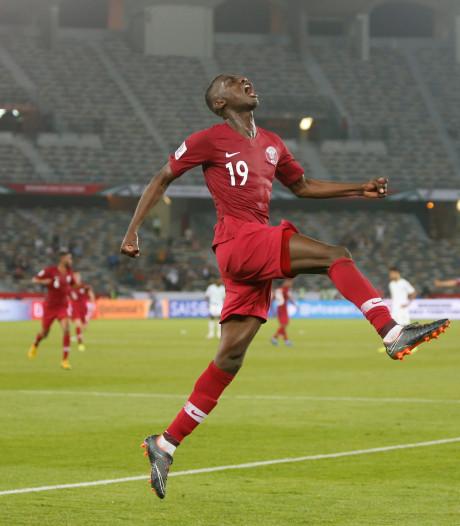 Qatar groepswinnaar na zege op Saoedi-Arabië