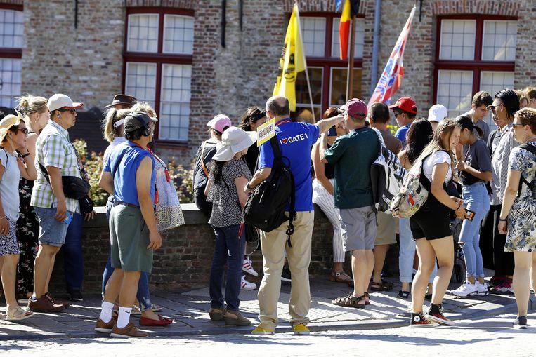 Toerisme in Brugge.