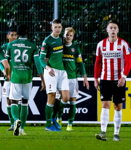 Samenvatting | Jong PSV - FC Dordrecht
