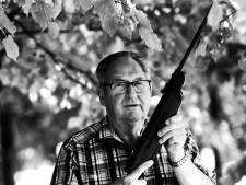 Arie van de Kolk is bomenteler, schutter en sinds vorige week Lid van de Orde van Oranje Nassau
