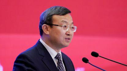 """China onderhandelt niet """"met mes op de keel"""" met VS"""