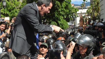 Internationale Contactgroep Venezuela erkent oppositieleider Guaidó als parlementsvoorzitter