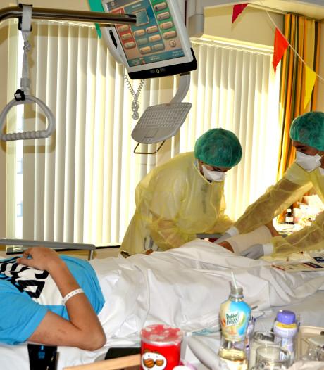 Handhygiëne verpleeghuis schiet tekort