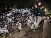 21-jarige man overlijdt aan gevolgen zware crash Arnhem