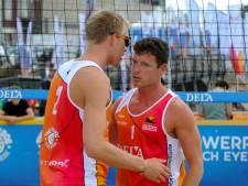 Boehlé verliest op NK beachvolleybal in kwartfinales
