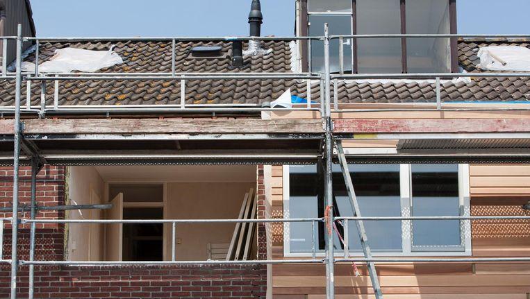 Tijdskrediet nemen om je huis te renoveren, kan niet meer.