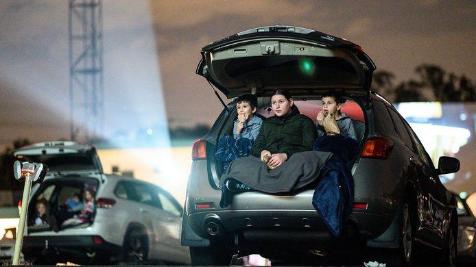 Kunnen Nissewaarders straks vanuit hun auto samen naar een film kijken?