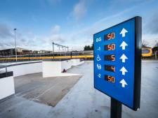 Parkeergarage bij station Wijchen blijft een week langer dicht