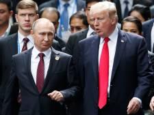 Amerika vreest dat Trump wordt afgedroogd door Poetin