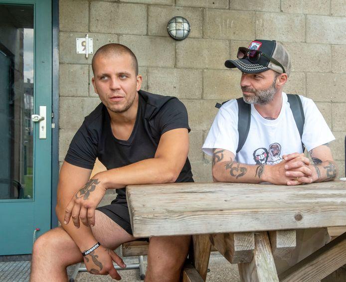Daniel en Piotr.