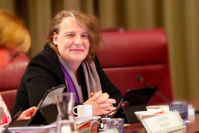 Mary-Ann Schreurs van D66.