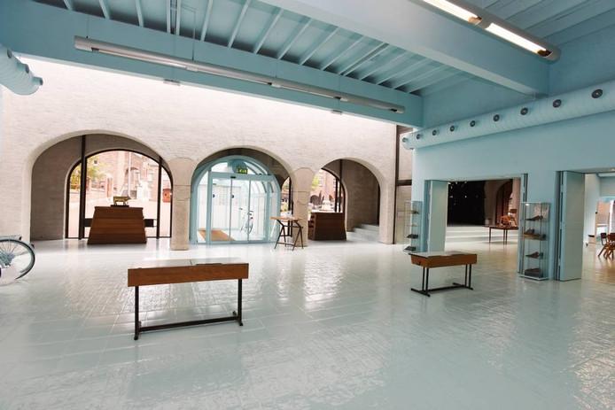 SLEM is gevestigd in de aanbouw van het oude stadhuis in Waalwijk.