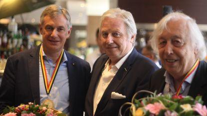 Vader en zoon van brouwerij Huyghe krijgen 14 medailles en Michael Jackson Award