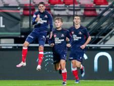 Dankzij Loukili én Van Gassel zit het Helmond Sport nu wél mee in de slotfase: 'Dit smaakt naar meer'
