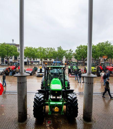 Terug naar de tijd van oma Duck? Boerenprotest haalt niets uit in Apeldoorn
