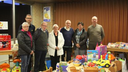 Speelgoedinzamelactie 'Ieder Kind een Sint' groot succes