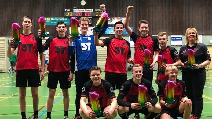Ongekroonde Kampioenen: Twente B jongens