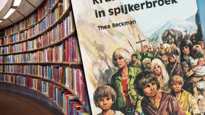 Jeugdklassieker 'Kruistocht in spijkerbroek' is best verkochte boek in Vlaanderen