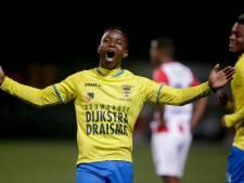 TOP Oss krijgt klop van  vier keer scorende Kallon in Leeuwarden