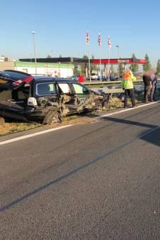 Lange file door ongeluk op de A50 bij Heteren opgelost