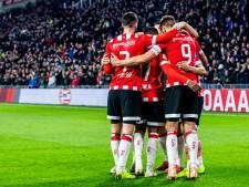 LIVE   PSV gaat met vaste namen voor twaalfde zege op rij tegen De Graafschap, Romero op de bank