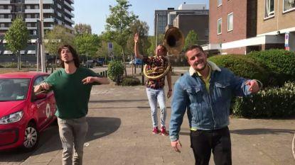 """Nederlanders missen België en maken grappige rap: """"Niet meer goedkoop tanken en alleen nog zoute drop"""""""