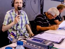 Sportverslaggever Bob van der Tak (38) overleden