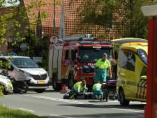 Motorrijder gewond na botsing met auto in Bunnik