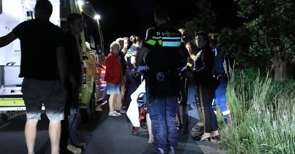 Jongen aangereden in Ederveen, automobilist rijdt door.