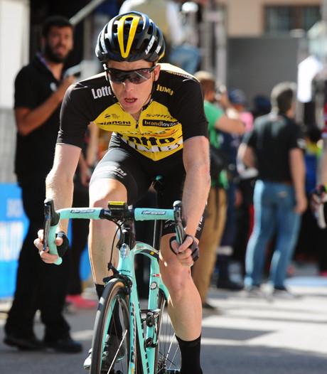 Teleurgestelde Kruijswijk stapt ziek af in Giro