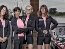 Atlantische oceaan lonkt voor deze roeiende vrouwen uit Deventer: 'Het is een gekkenhuis'