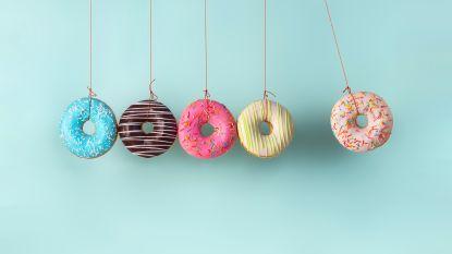 Zoete zonde: hoeveel calorieën zitten er in zo'n heerlijke Dunkin' Donut?