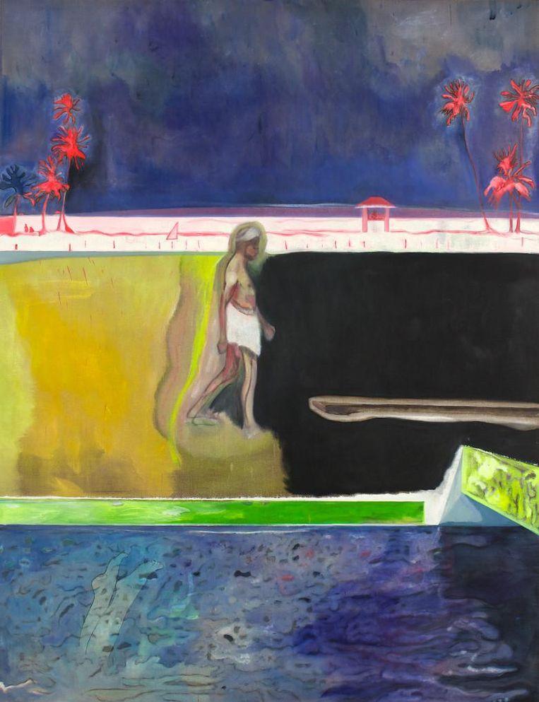 null Beeld Michael Werner Gallery