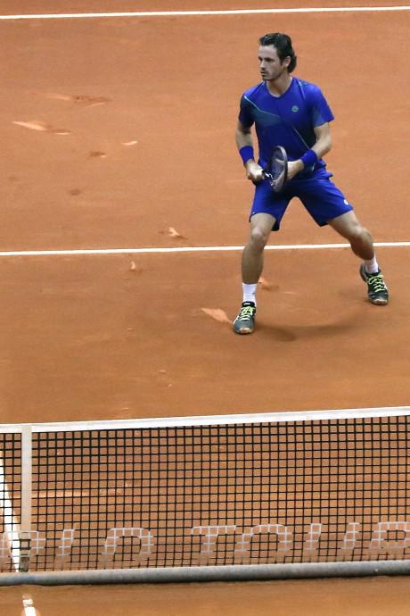 Koolhof en Sitak missen kwartfinale Marrakesh