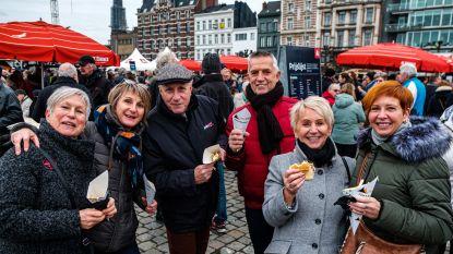 Winter in Antwerpen is topeditie met 1,4 miljoen bezoekers: 22 procent meer dan vorig jaar