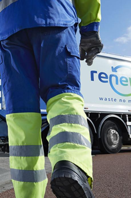 Afvalverwerker Renewi verkoopt Canadese activiteiten