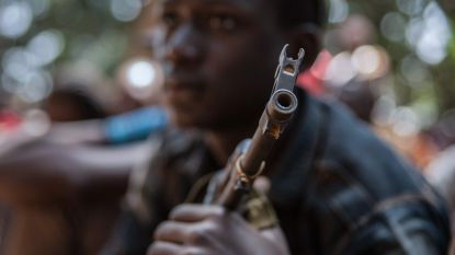 Kindsoldaten komen vrij in Zuid-Soedan